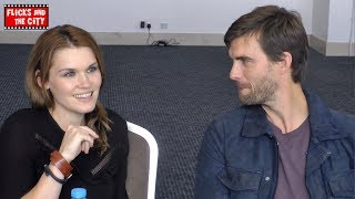 getlinkyoutube.com-Haven Seasons 4 & 5 - Emily Rose & Lucas Bryant Interview