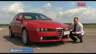 getlinkyoutube.com-Alfa romeo 159 - Jazda Próbna - Odc 15 - Sezon I