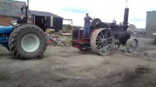 getlinkyoutube.com-the tzar pulling fordson tractor puller
