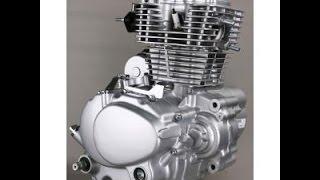 getlinkyoutube.com-Zongshen ZS 200 - ремонт двигателя