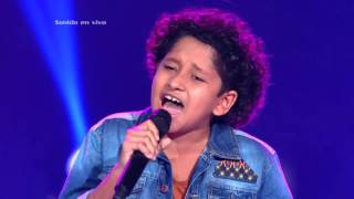 getlinkyoutube.com-Simón cantó Sin miedo a nada de Álex Ubago – LVK Col – Rescates – Cap 37 – T2
