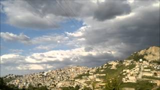 nubes cámara rápida full HD