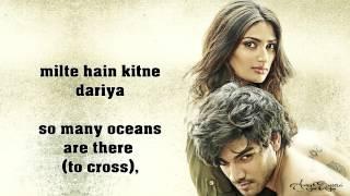 getlinkyoutube.com-Hero 2015 - O Khuda Lyrics English Translation