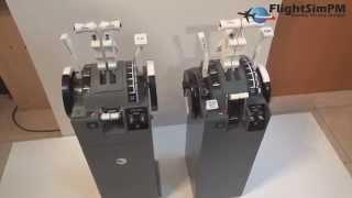 getlinkyoutube.com-737 Throttle Quadrant for sale