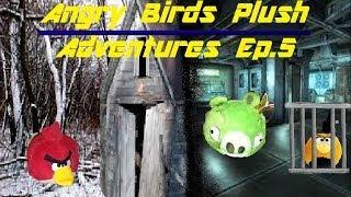 getlinkyoutube.com-Angry Birds Plush Adventures - Episode 5