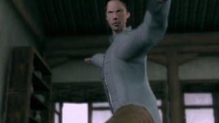 The Matrix: Path of Neo - Walkthrough Part 7 - Aerial Training