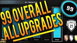 getlinkyoutube.com-NBA 2K16 Tips: How To Get 99 OVERALL In MyCareer - HOW TO GET ALL UPGRADES FAST & EASY GLITCH!