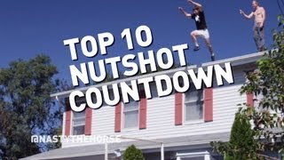 getlinkyoutube.com-Horse's Top Ten Nutshot Countdown!