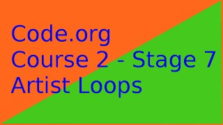 getlinkyoutube.com-Programming for Kids - Course 2 Artist Loops