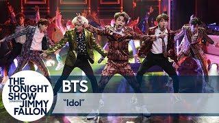 BTS Performs