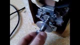 наждак от двигателя из старой стиральной машины МАЛЮТКА