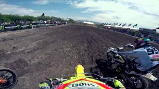 MXGP of LEON Mexico 2016 - Behind the Gate #Motocross