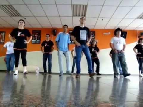 Alan Jackson - Chattahoochee - Aula de dança country
