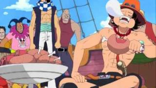getlinkyoutube.com-One Piece-Ace trifft Buggy