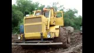 getlinkyoutube.com-Самый мощный трактор «Кировец»