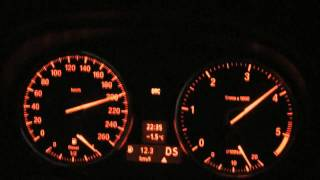 getlinkyoutube.com-BMW X1 - XDrive20D 0-210km/h