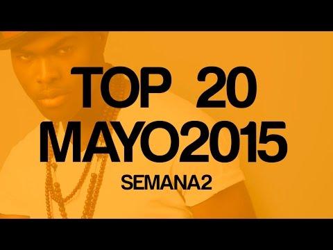 Los mejores temas 2015 HD TOP 20 MÚSICA POP LATINA MAYO - TOP LATIN POP MUSIC 10 MAY