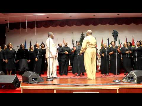 Pastor Marvin Winans Praise Break in Toronto