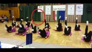 getlinkyoutube.com-Ghost caught in Dance School!!! Real ghost caught footage Scary Videos