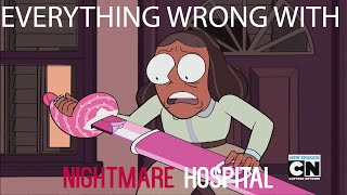 "getlinkyoutube.com-Everything Wrong With Steven Universe Season 2 ""Nightmare Hospital"" [Parody]"