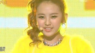 NC.A - Oh My God, 엔씨아 - 오마이갓 Music Core 20131116