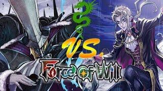 Force of Will (TCG) Feature Match: Mono Black Rezzard Vs. Machina Rush