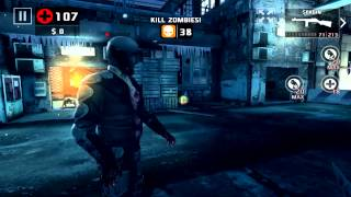 getlinkyoutube.com-Dead Trigger 2: Katana MK10 Vs. Butterfly MK10 Gameplay HD