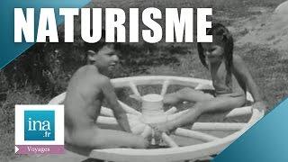 Le club naturiste de la Règnière à Villette d'Anthon | Archive INA