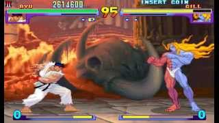 Arcade Longplay [371] Street Fighter III: New Generation