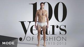 getlinkyoutube.com-100 Years of Fashion: Men ★ Mode.com