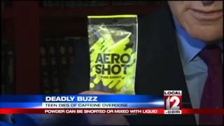 Deadly buzz: Teen dies of caffeine overdose