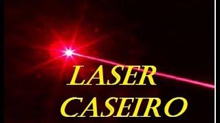 laser caseiro (faça você mesmo)/ Homemade laser (do it yourself)