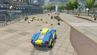 getlinkyoutube.com-LEGO City Undercover (Wii U) ~ Collectables Guide - LEGO City Airport (Part 4/4)