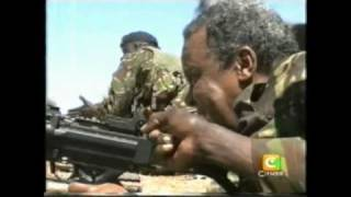 Kenya Army March and Shoot Exercise part2