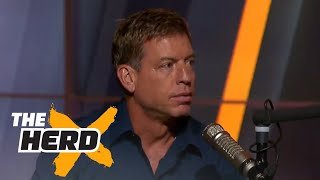 getlinkyoutube.com-Troy Aikman: 'I will go to my grave saying Tom Brady knew that the balls were deflated"