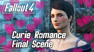 getlinkyoutube.com-Fallout 4 - Curie Romance - Final Scene