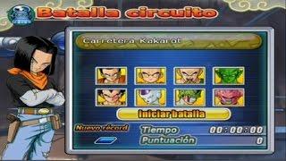 getlinkyoutube.com-Dragon Ball Z Budokai Tenkaichi 3 - Fusión de Disco *Tenkaichi 3 & Tenkachi 2 (Parte 1)
