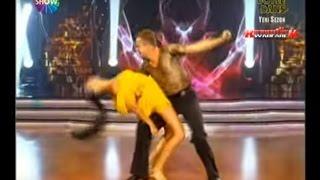 getlinkyoutube.com-Adriana Lima Lambada Dance - Yok Böyle Dans Turkish Tv