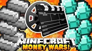 "getlinkyoutube.com-Minecraft MONEY WARS ""THE MOVIE!"" #5 with PrestonPlayz, MrWoofless & Pete"
