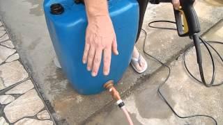 getlinkyoutube.com-Lavadora alta pressão Intech Machine 1700 com agua de reuso