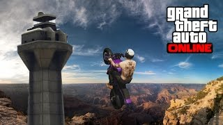 GTA 5 - Mt Josian MEGA stunts & Fails ! (Military base)
