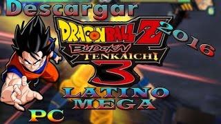 getlinkyoutube.com-Descargar e instalar Dragon Ball Z Budokai Tenkaichi 3 Latino Para PC   1 Link   MEGA   2016
