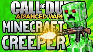 "Advanced Warfare - ""Minecraft Creeper Easter Egg"" (COD Advanced Warfare) ""Secret Easter Egg"""
