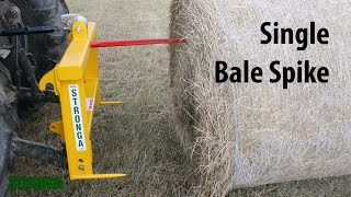 Stronga Bale Spike attachment (SBS100)
