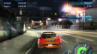 Need For Speed Underground - Player (yo) vs Eddie - Final RACE!!