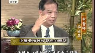 getlinkyoutube.com-談古論今話中醫(85):精神分裂症中醫如何治療【健康養生中醫保健】