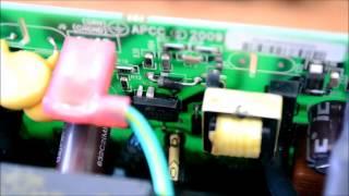 getlinkyoutube.com-APC 700 Back-UPS ES ремонт после самостоятельной замены АКБ