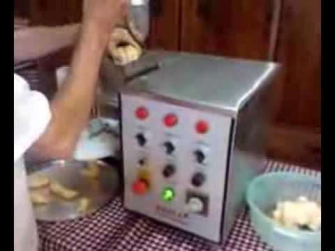Marcelino  -  Máquina de Coxinha Sabiá