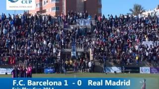 getlinkyoutube.com-Final Real madrid vs F.C.  Barcelona alevin 2014