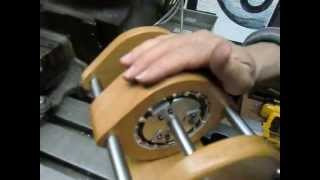 getlinkyoutube.com-HoJo Permanent Magnet Motor